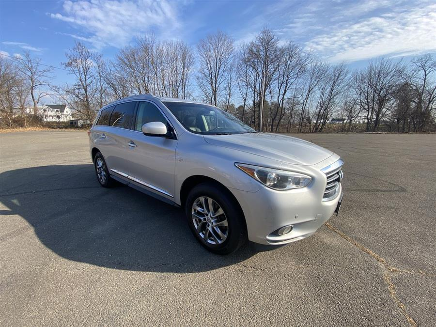 Used 2015 INFINITI QX60 in Stratford, Connecticut | Wiz Leasing Inc. Stratford, Connecticut