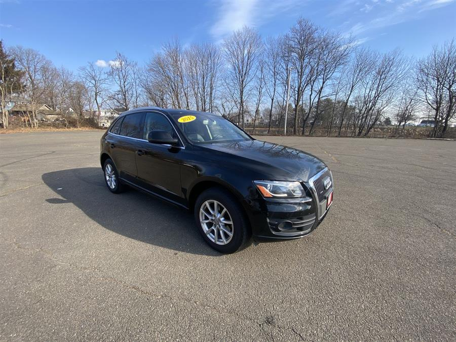 Used Audi Q5 quattro 4dr 2.0T Premium Plus 2012 | Wiz Leasing Inc. Stratford, Connecticut