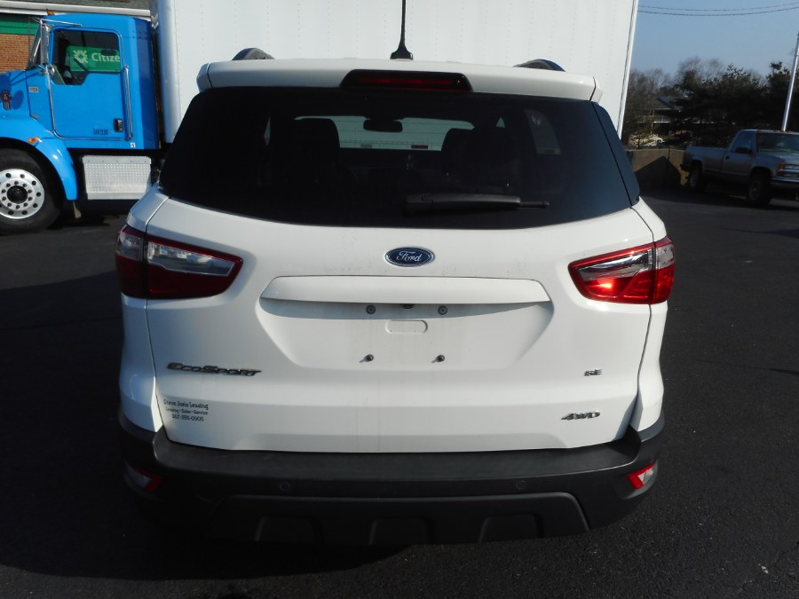 Used Ford EcoSport SE 4WD 2018 | Integrity Auto Group Inc.. Langhorne, Pennsylvania