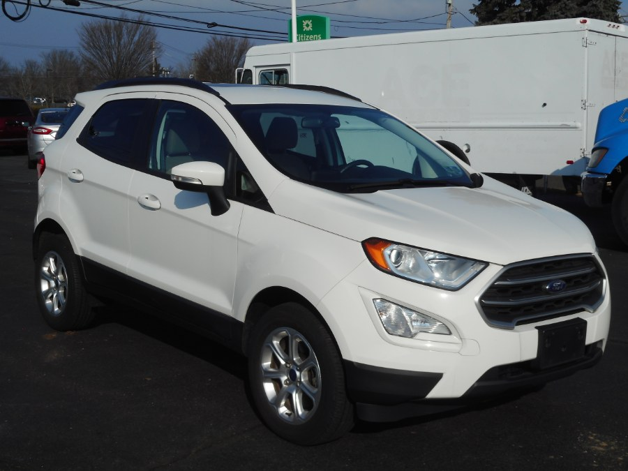 Used 2018 Ford EcoSport in Langhorne, Pennsylvania | Integrity Auto Group Inc.. Langhorne, Pennsylvania