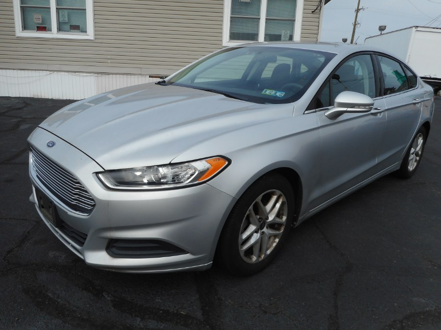 Used Ford Fusion 4dr Sdn SE FWD 2014 | Integrity Auto Group Inc.. Langhorne, Pennsylvania