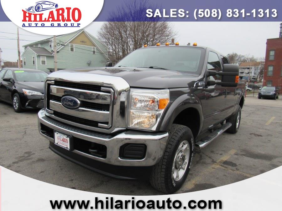 Used 2015 Ford Super Duty F-250 SRW in Worcester, Massachusetts | Hilario's Auto Sales Inc.. Worcester, Massachusetts