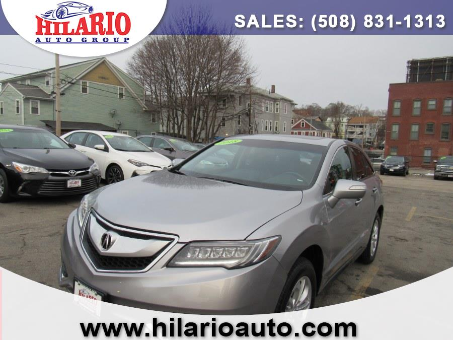 Used 2018 Acura RDX in Worcester, Massachusetts | Hilario's Auto Sales Inc.. Worcester, Massachusetts