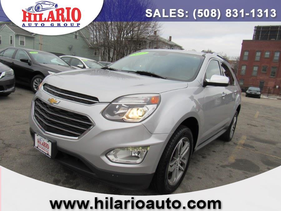 Used 2017 Chevrolet Equinox in Worcester, Massachusetts | Hilario's Auto Sales Inc.. Worcester, Massachusetts