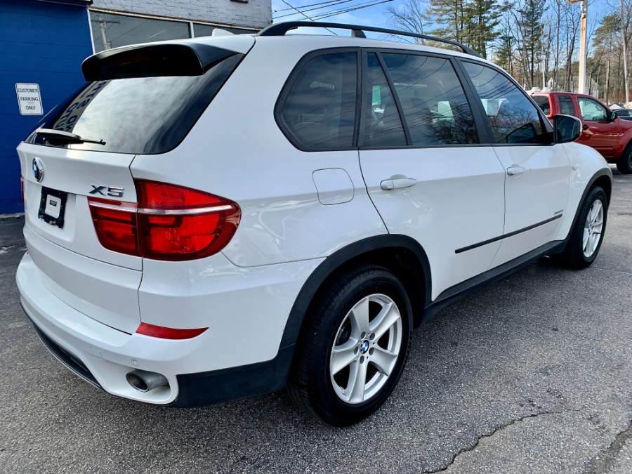Used BMW X5 35d 2012 | Second Street Auto Sales Inc. Manchester, New Hampshire
