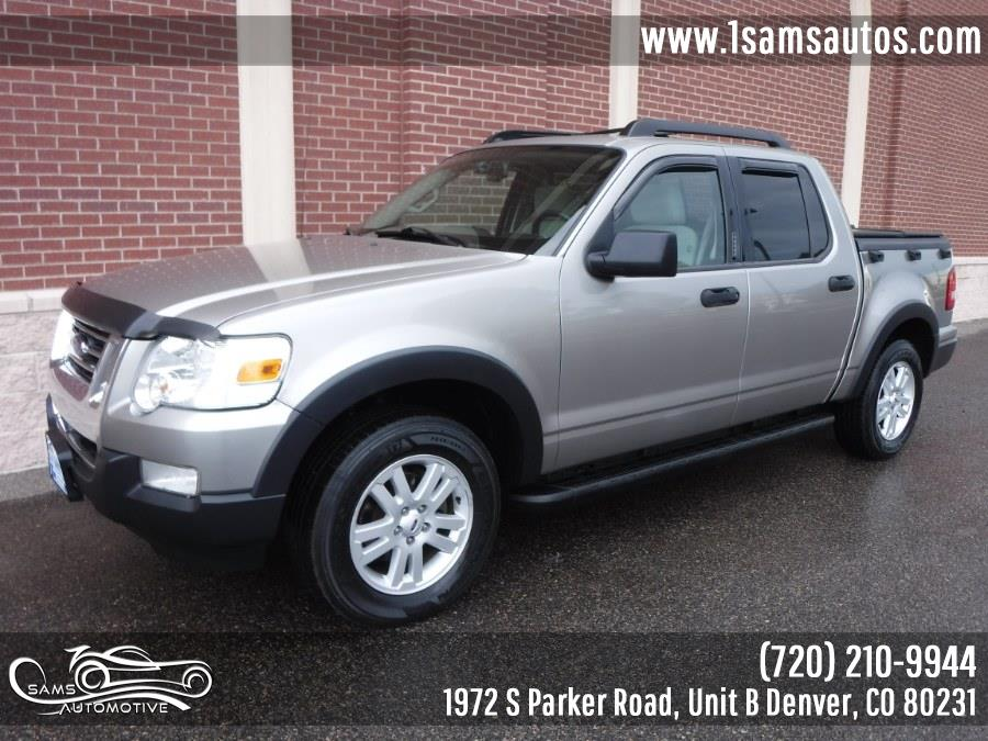 Used 2008 Ford Explorer Sport Trac in Denver, Colorado | Sam's Automotive. Denver, Colorado