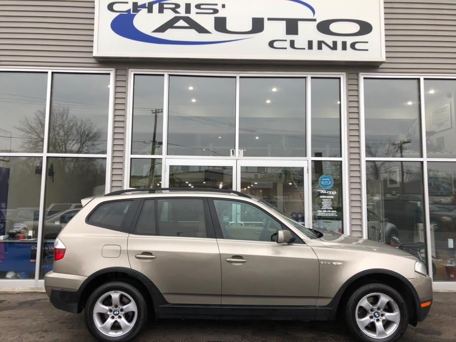 Used 2007 BMW X3 in Plainville, Connecticut | Chris's Auto Clinic. Plainville, Connecticut