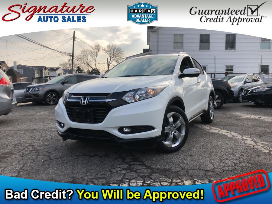 Used 2016 Honda HR-V in Franklin Square, New York | Signature Auto Sales. Franklin Square, New York