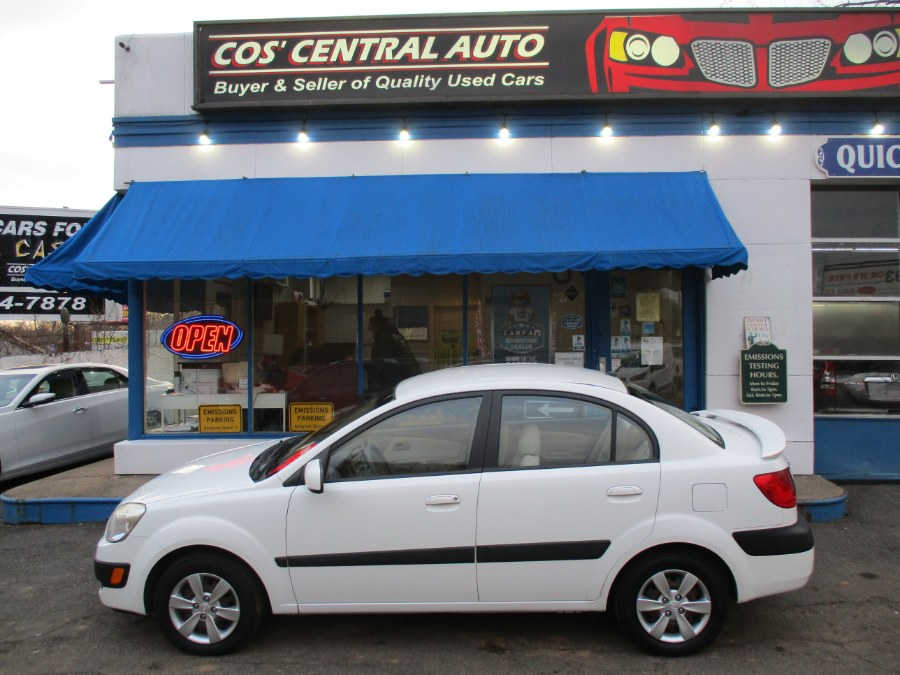 Used 2008 Kia Rio in Meriden, Connecticut | Cos Central Auto. Meriden, Connecticut