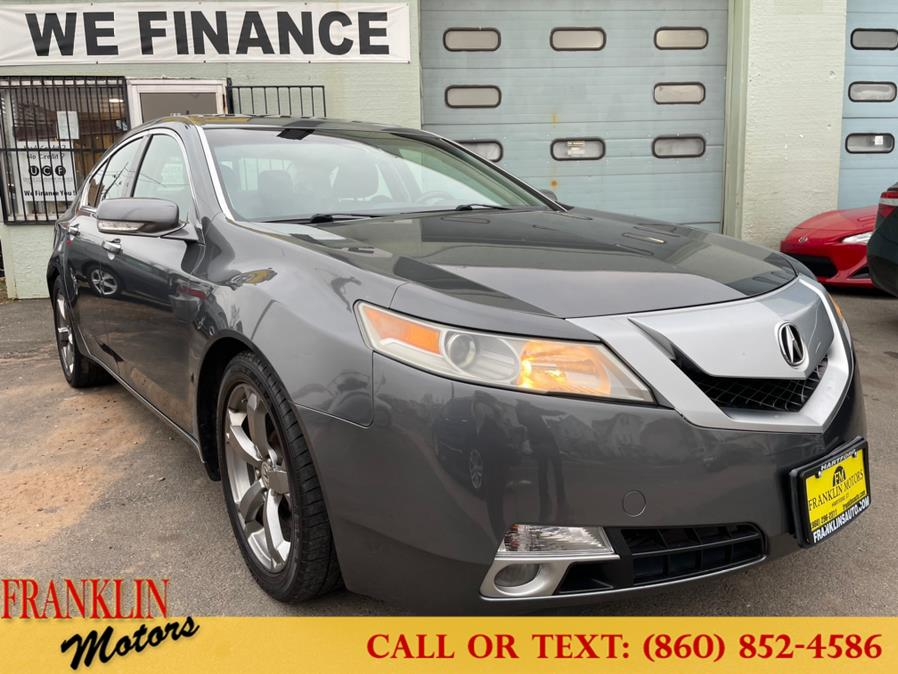 Used 2011 Acura TL in Hartford, Connecticut | Franklin Motors Auto Sales LLC. Hartford, Connecticut