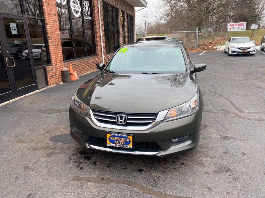 Used Honda Accord Sedan 4dr I4 CVT Sport 2014 | Newfield Auto Sales. Middletown, Connecticut