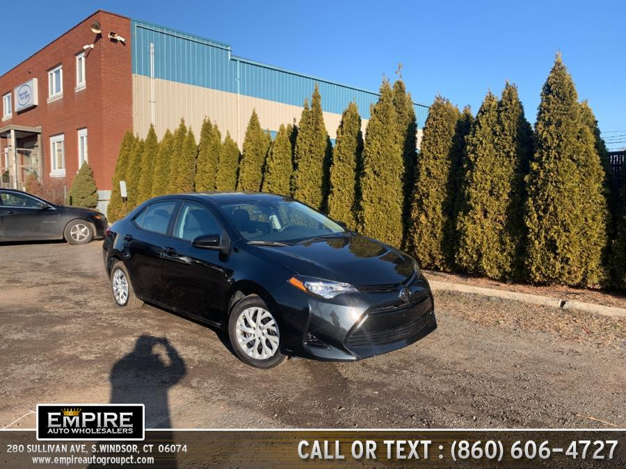 Used 2018 Toyota Corolla in S.Windsor, Connecticut | Empire Auto Wholesalers. S.Windsor, Connecticut