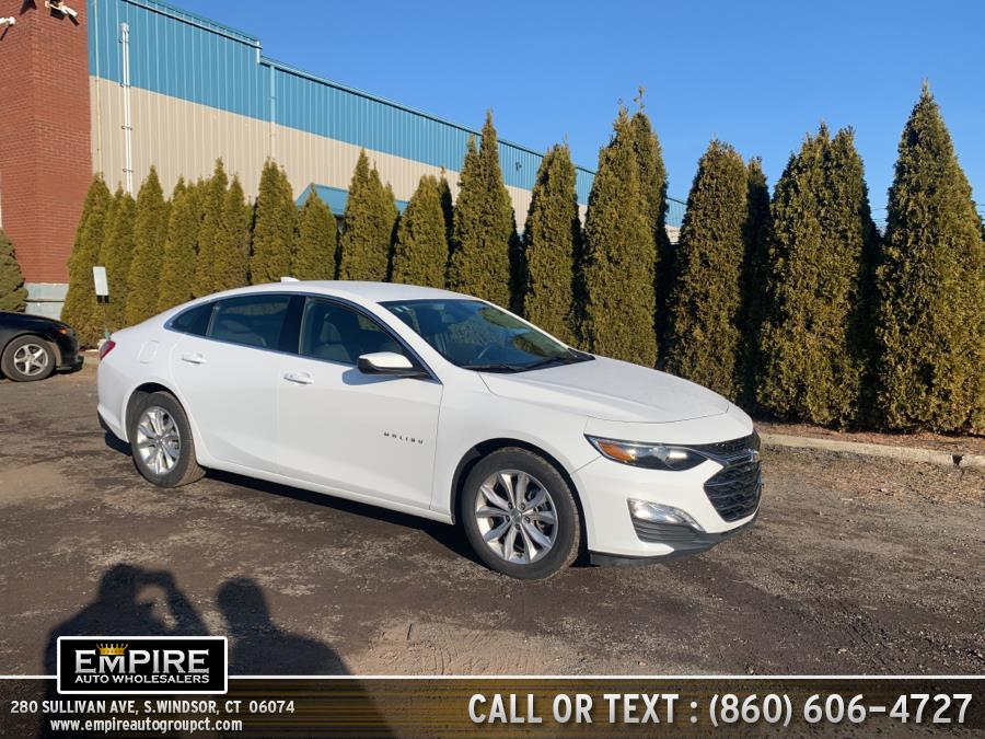 Used 2019 Chevrolet Malibu in S.Windsor, Connecticut | Empire Auto Wholesalers. S.Windsor, Connecticut