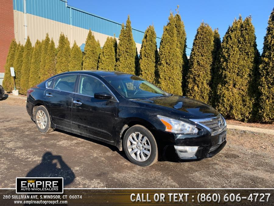 Used Nissan Altima 4dr Sdn I4 2.5 SL 2015 | Empire Auto Wholesalers. S.Windsor, Connecticut