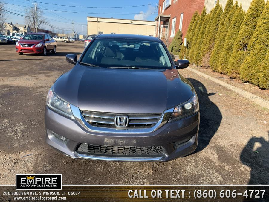 Used 2014 Honda Accord in S.Windsor, Connecticut | Empire Auto Wholesalers. S.Windsor, Connecticut