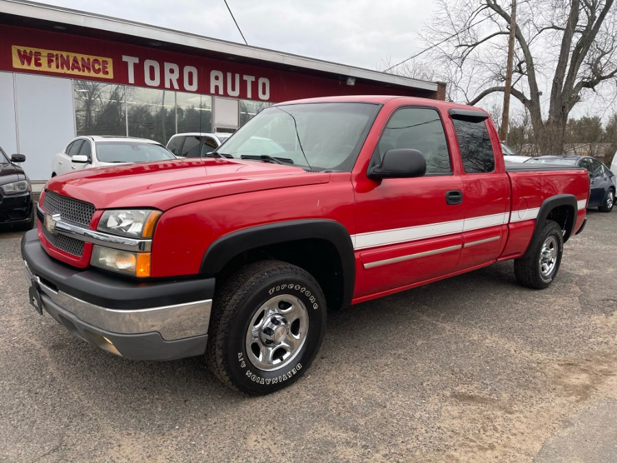 "Used Chevrolet Silverado 1500 Ext Cab 143.5"" WB 4WD LT 2003 