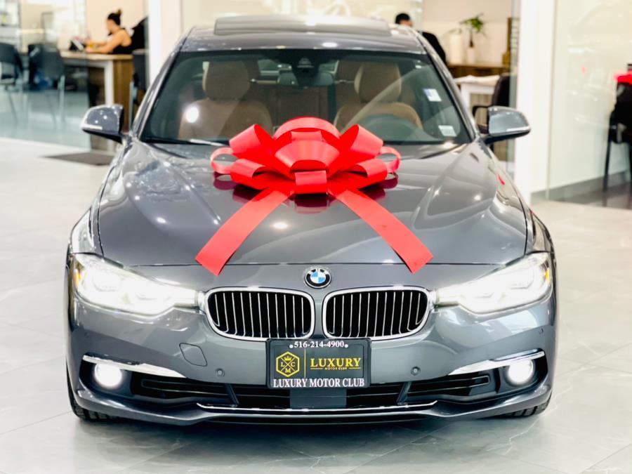Used BMW 3 Series 340i Sedan 2017   Luxury Motor Club. Franklin Square, New York