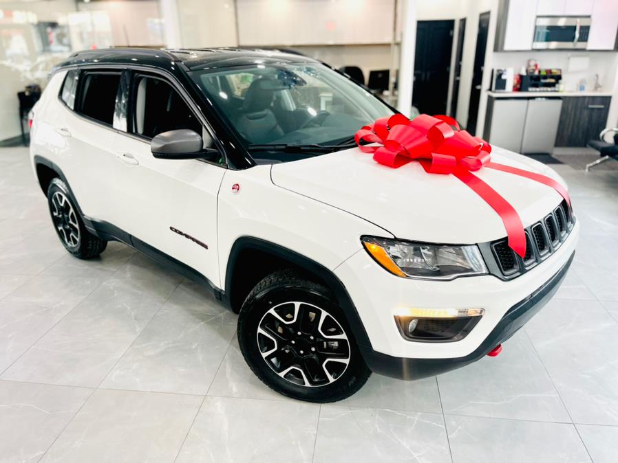 Used Jeep Compass Trailhawk 4x4 2020 | Luxury Motor Club. Franklin Square, New York