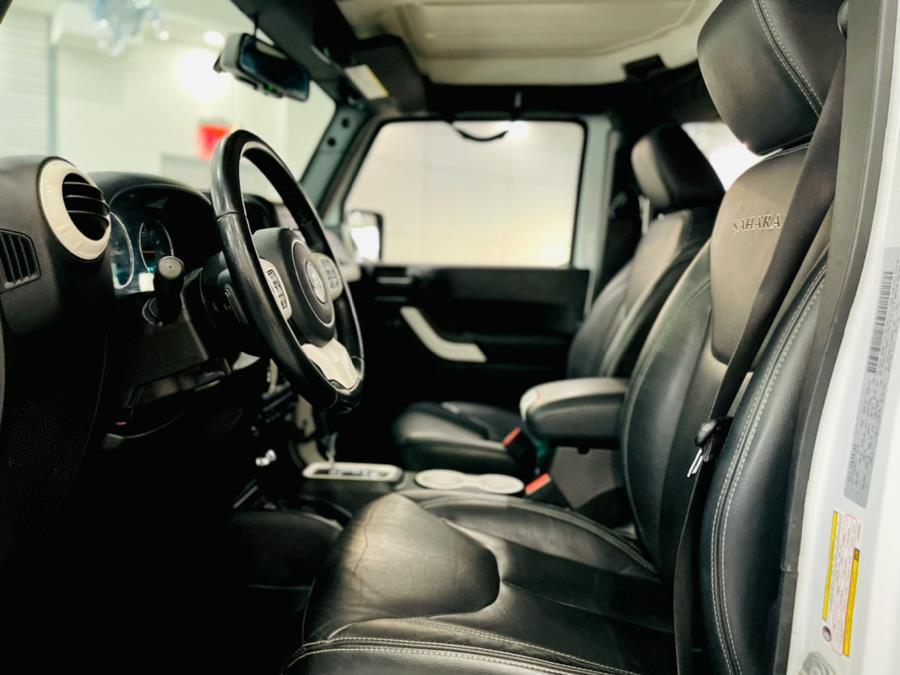 Used Jeep Wrangler Unlimited Sahara 4x4 2017 | Luxury Motor Club. Franklin Square, New York