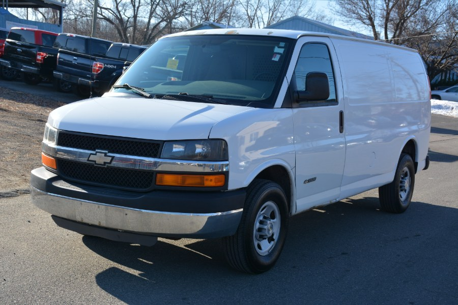 Used 2006 Chevrolet Express Cargo Van in Ashland , Massachusetts | New Beginning Auto Service Inc . Ashland , Massachusetts