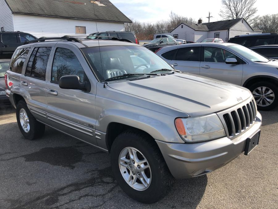 Used 2000 Jeep Grand Cherokee 4dr Limited 4WD