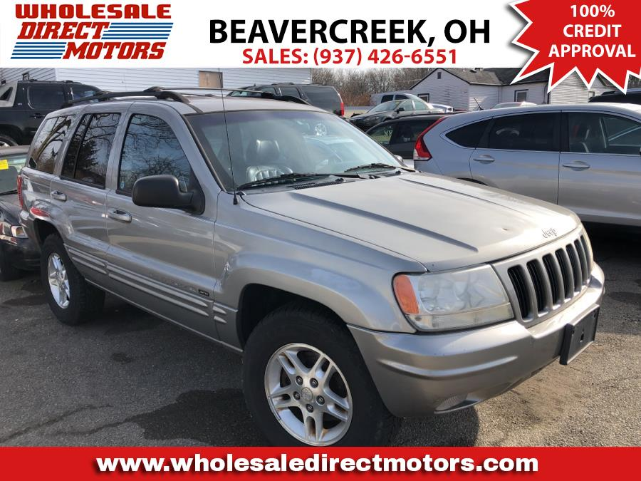Used Jeep Grand Cherokee 4dr Limited 4WD 2000 | Wholesale Direct Motors. Beavercreek, Ohio