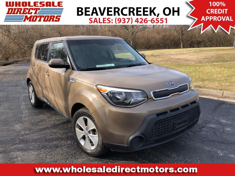 Used Kia Soul 5dr Wgn Auto Base 2014 | Wholesale Direct Motors. Beavercreek, Ohio