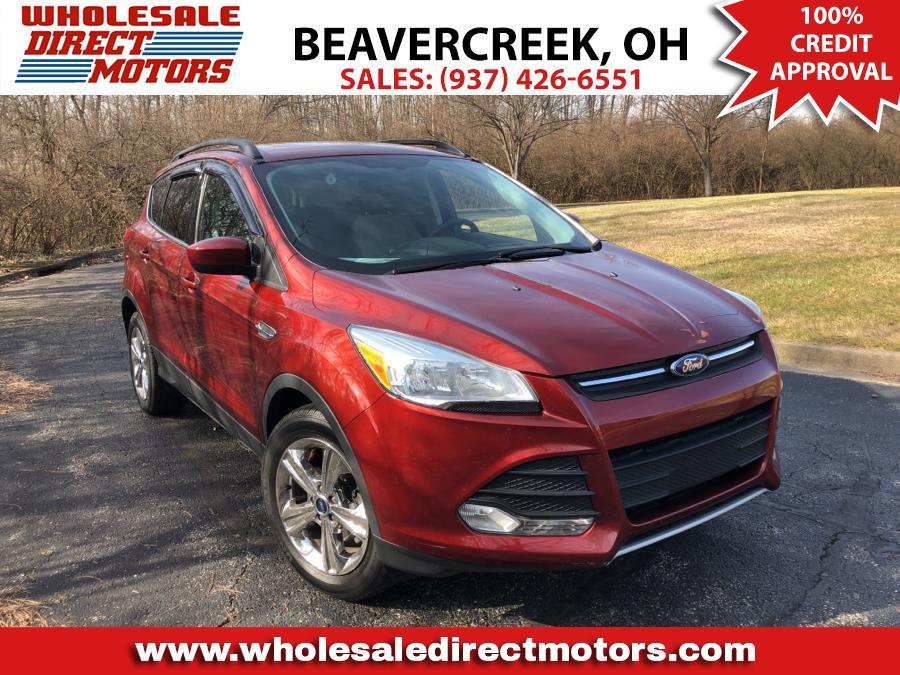 Used Ford Escape FWD 4dr SE 2014 | Wholesale Direct Motors. Beavercreek, Ohio