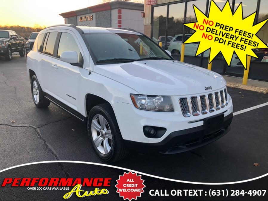 Used 2014 Jeep Compass in Bohemia, New York | Performance Auto Inc. Bohemia, New York