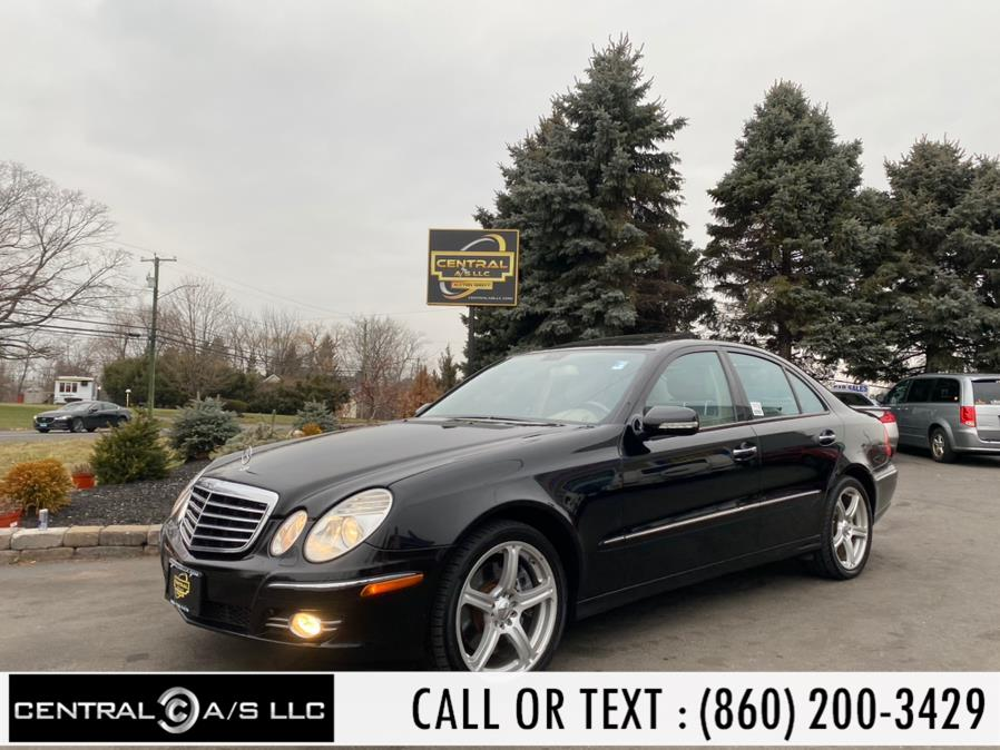 Used 2008 Mercedes-Benz E-Class in East Windsor, Connecticut | Central A/S LLC. East Windsor, Connecticut