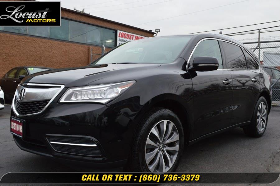 Used 2015 Acura MDX in Hartford, Connecticut | Locust Motors LLC. Hartford, Connecticut