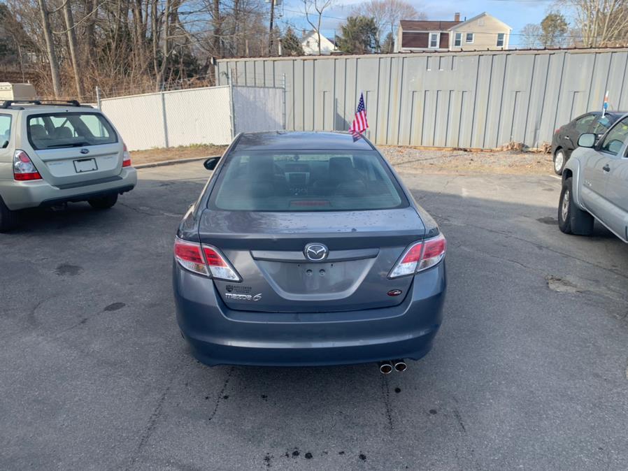 Used Mazda Mazda6 4dr Sdn Auto i Touring 2009 | Rt 138 Auto Center Inc . Taunton, Massachusetts