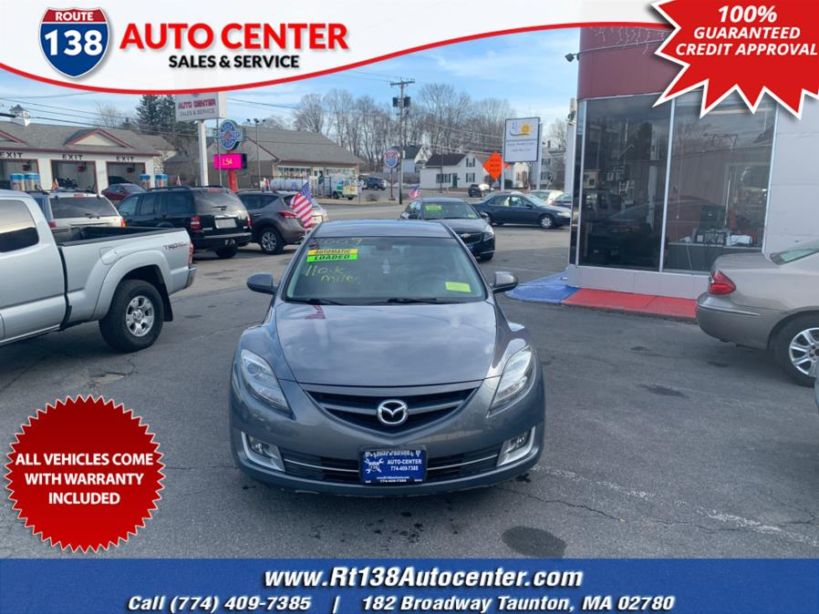 Used 2009 Mazda Mazda6 in Taunton, Massachusetts | Rt 138 Auto Center Inc . Taunton, Massachusetts