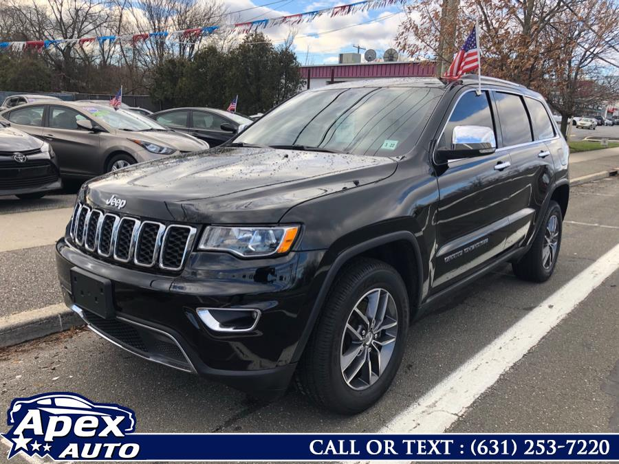 Used Jeep Grand Cherokee Limited 4x4 2017 | Apex Auto. Selden, New York