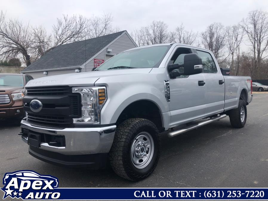 Used 2018 Ford Super Duty F-250 SRW in Selden, New York | Apex Auto. Selden, New York