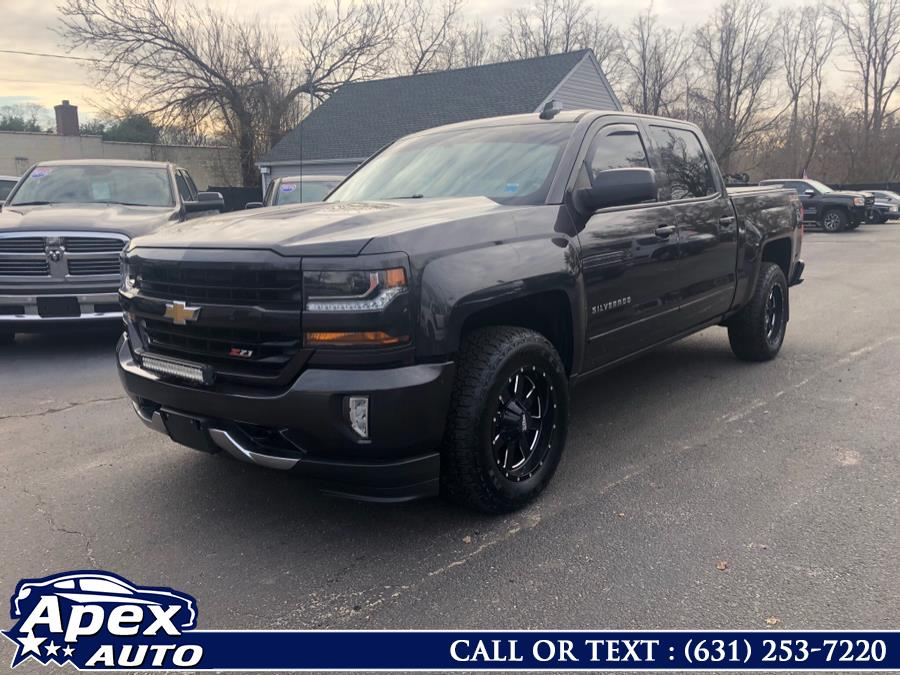 Used 2016 Chevrolet Silverado 1500 in Selden, New York | Apex Auto. Selden, New York