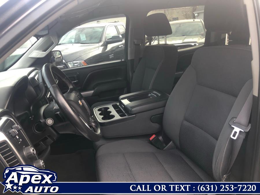 "Used Chevrolet Silverado 1500 4WD Crew Cab 143.5"" LT w/2LT 2016 | Apex Auto. Selden, New York"