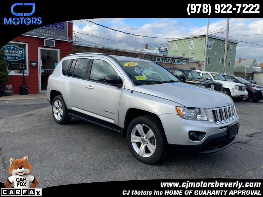Used 2011 Jeep Compass in Beverly, Massachusetts | CJ Motors Inc. Beverly, Massachusetts