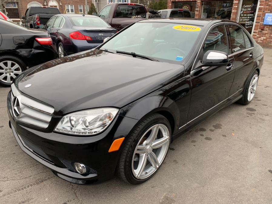 Used 2009 Mercedes-Benz C-Class in New Britain, Connecticut | Central Auto Sales & Service. New Britain, Connecticut