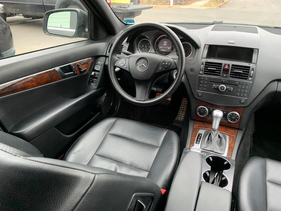 Used Mercedes-Benz C-Class 4M 2009 | Central Auto Sales & Service. New Britain, Connecticut