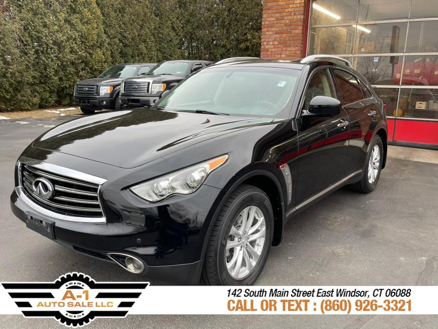Used 2013 Infiniti FX37 in East Windsor, Connecticut | A1 Auto Sale LLC. East Windsor, Connecticut