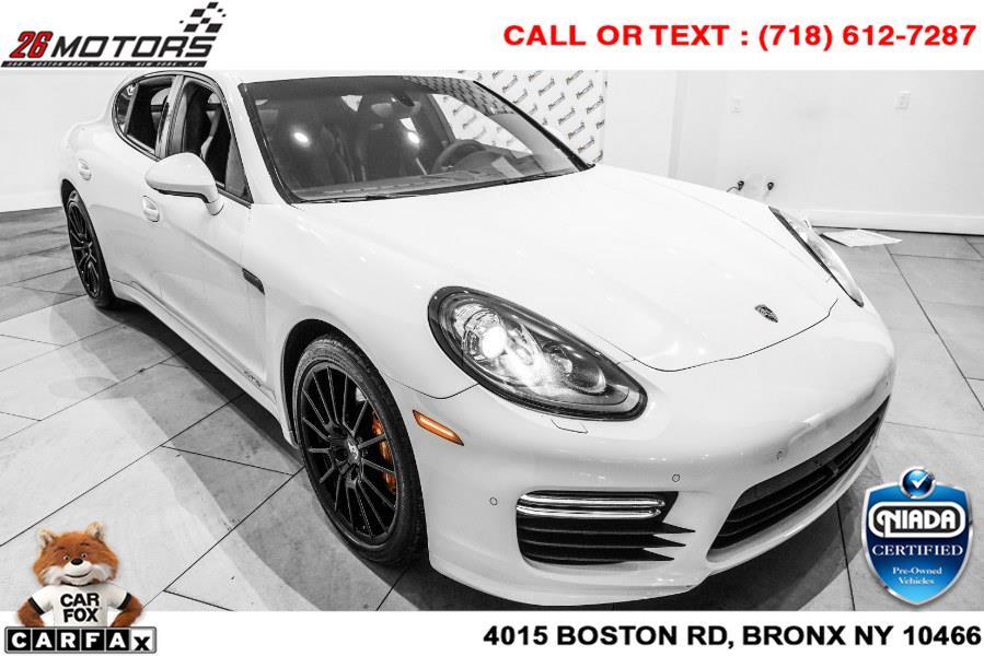 Used Porsche Panamera //4dr HB GTS 4dr HB GTS 2015 | 26 Motors Corp. Bronx, New York