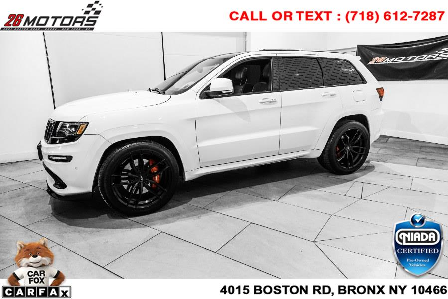 Used Jeep Grand Cherokee SRT 4WD 4dr SRT 2015 | 26 Motors Corp. Bronx, New York