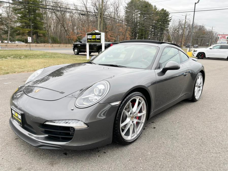 Used 2012 Porsche 911 in South Windsor, Connecticut | Mike And Tony Auto Sales, Inc. South Windsor, Connecticut