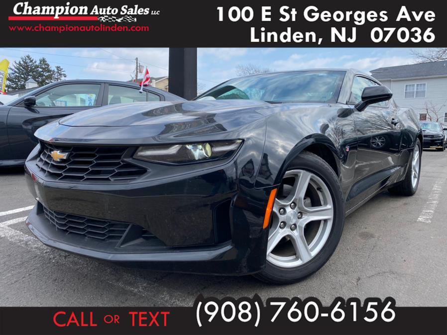 Used 2020 Chevrolet Camaro in Linden, New Jersey | Champion Used Auto Sales. Linden, New Jersey