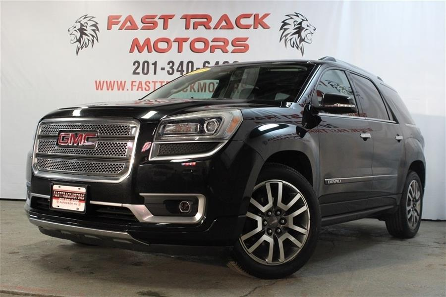 Used 2013 GMC Acadia in Paterson, New Jersey | Fast Track Motors. Paterson, New Jersey