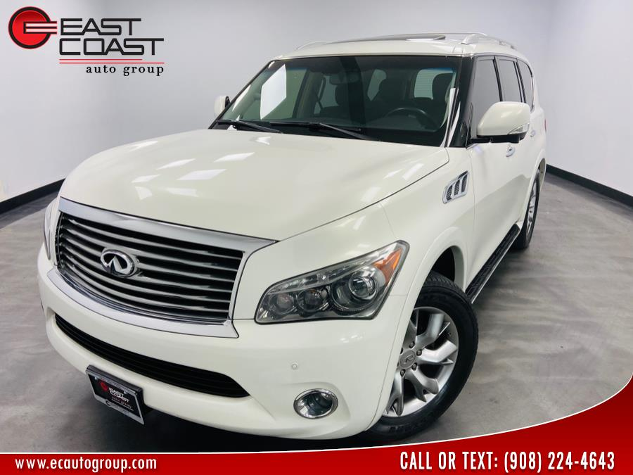 Used 2011 INFINITI QX56 in Linden, New Jersey | East Coast Auto Group. Linden, New Jersey