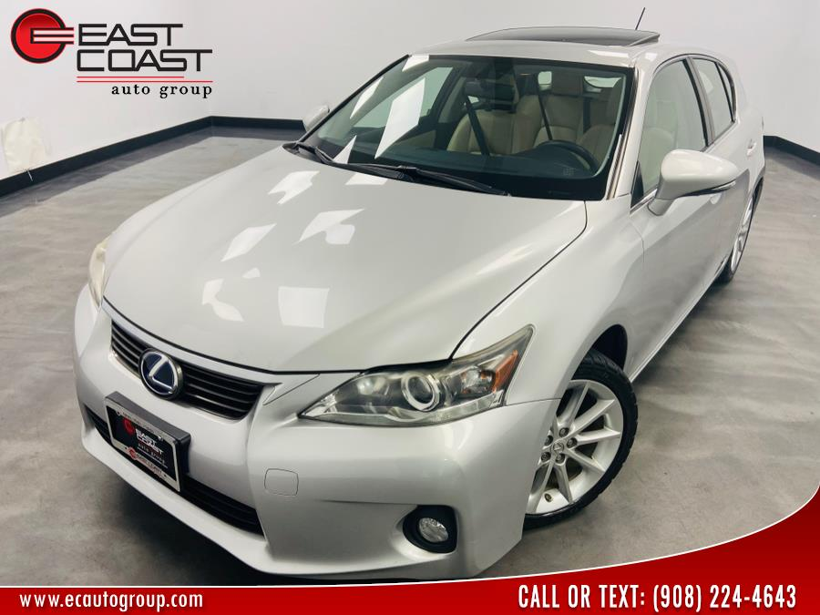 Used Lexus CT 200h FWD 4dr Hybrid Premium 2012 | East Coast Auto Group. Linden, New Jersey