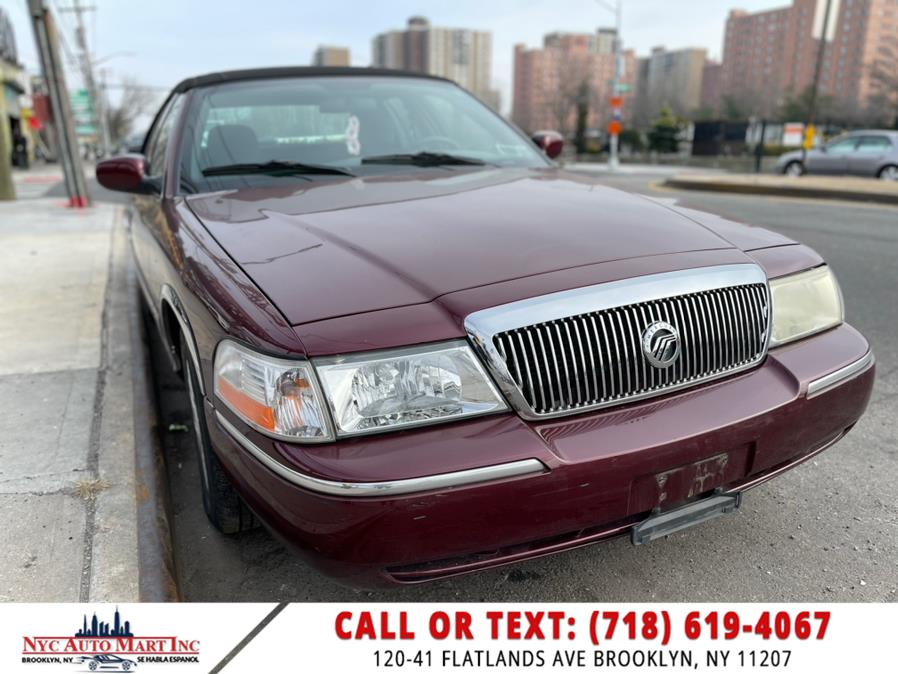 Used Mercury Grand Marquis 4dr Sdn GS 2005 | NYC Automart Inc. Brooklyn, New York