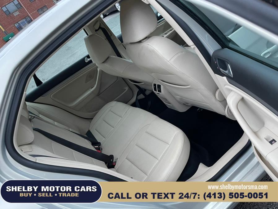Used Volkswagen Jetta Sedan 4dr Auto Limited PZEV 2010 | Shelby Motor Cars . Springfield, Massachusetts